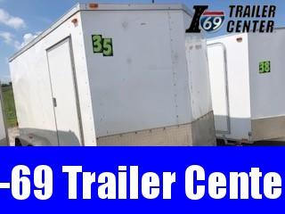 2014 Sure-Trac 7x12 enclosed Enclosed Cargo Trailer