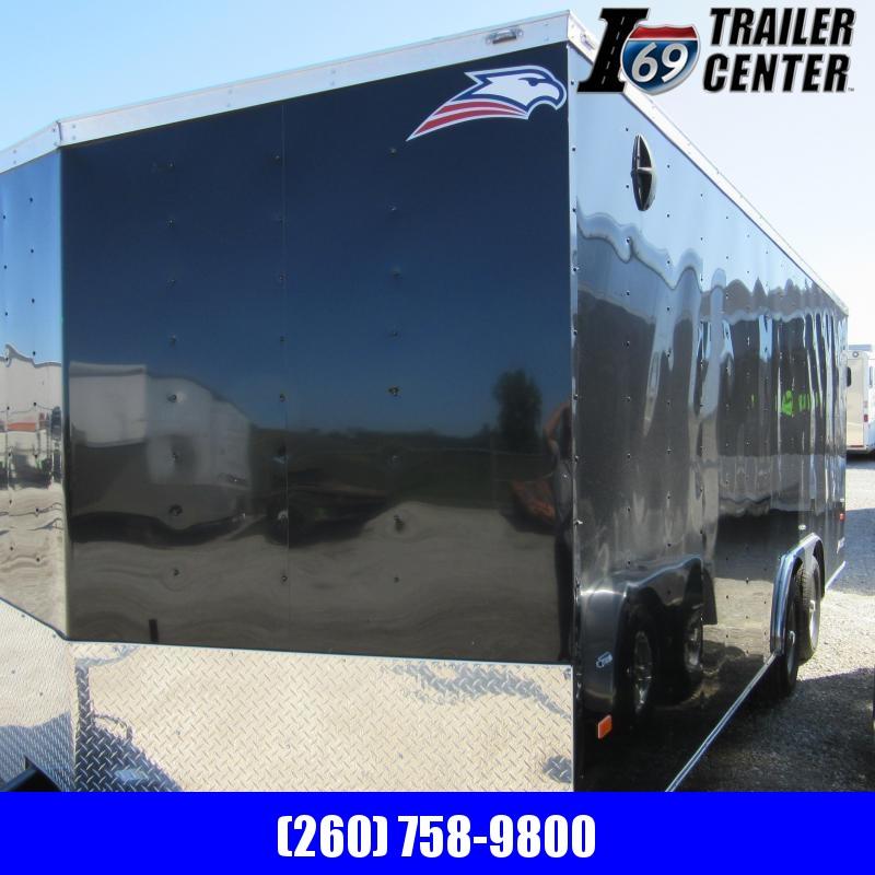 2019 American Hauler Industries 8.5 x 24 Enclosed Cargo Trailer