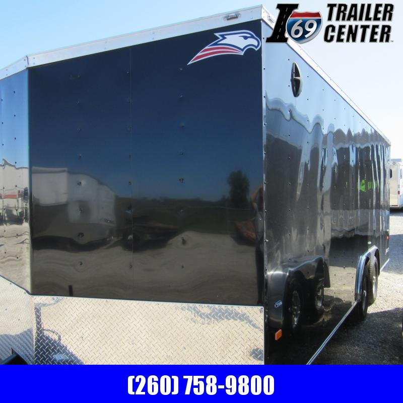 2019 American Hauler Industries 8.5 x 24 Enclosed Cargo Trailer