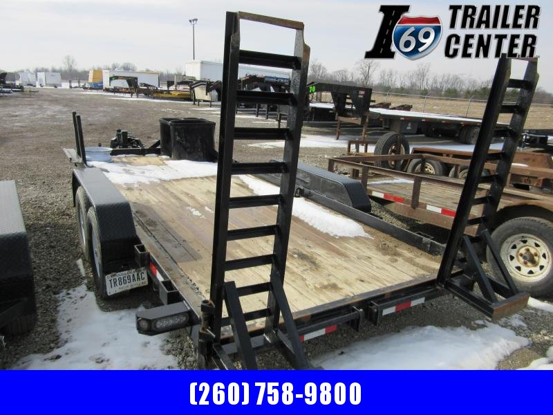 2005 Other equipment 14K 7 x 20 stand up ramps Equipment Trailer