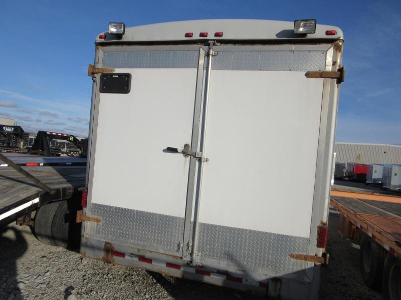 2003 Other cargo GN Enclosed Cargo Trailer 8.5 x 20
