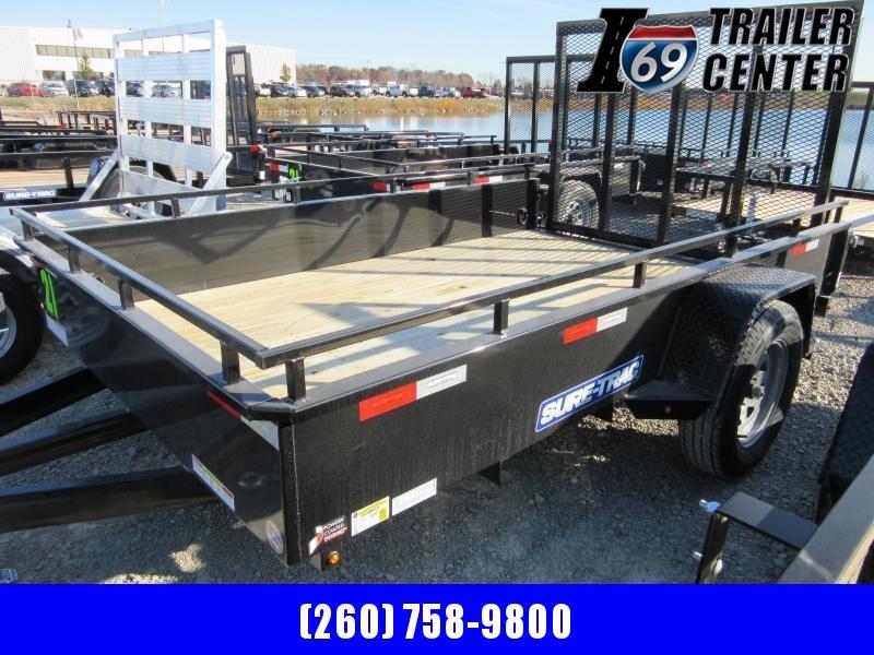2020 Sure-Trac 6 x 10 Steel High Side  3k Idler