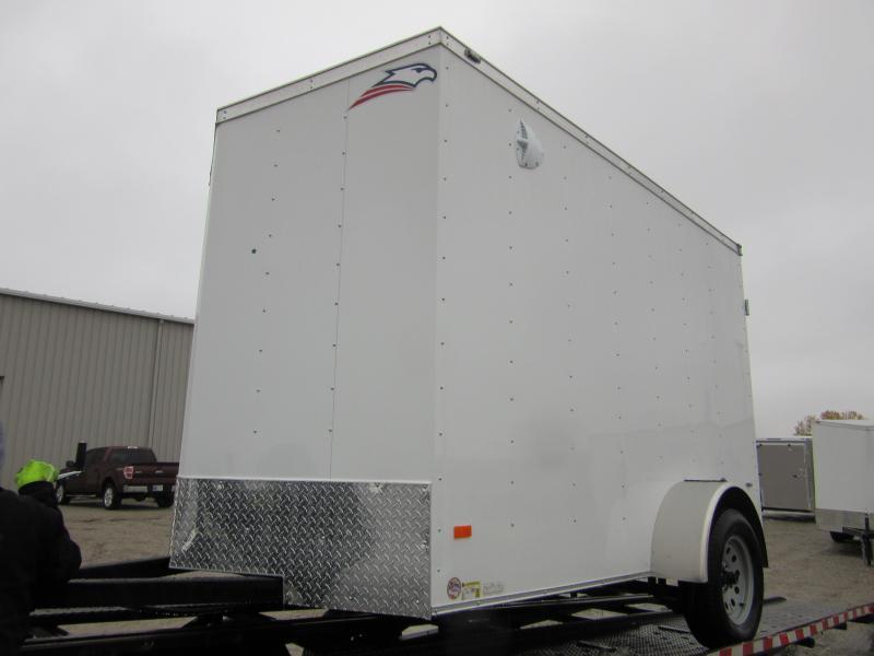 2019 American Hauler 6 x 12 American Hauler Arrow Enclosed Cargo Trailer