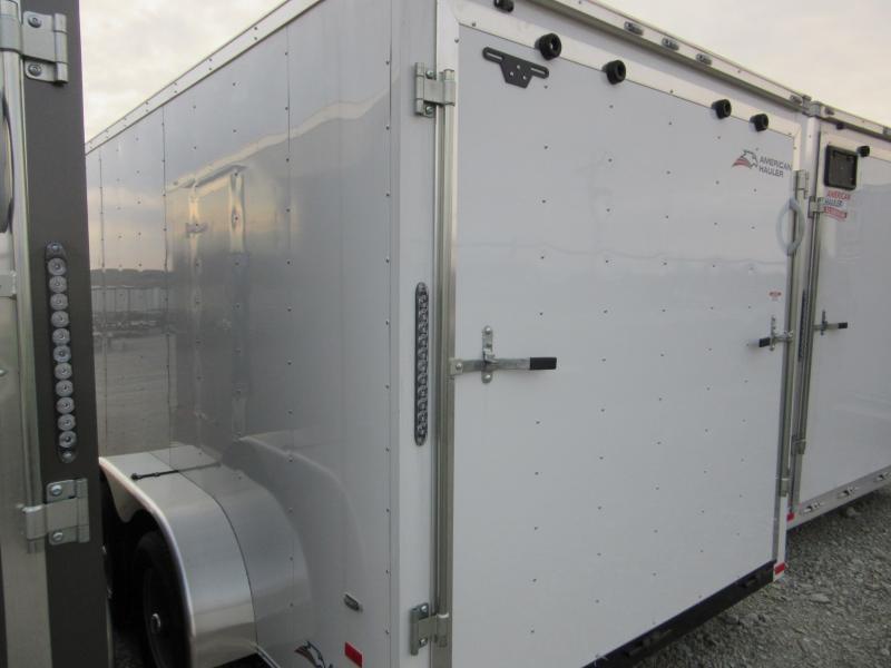 2020 American Hauler 7 x 14 AR Enclosed Cargo Trailer