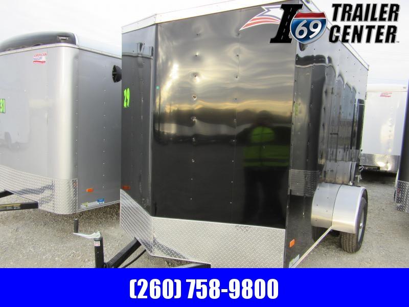 2020 American Hauler Industries AR610SA Arrow Enclosed Cargo Trailer