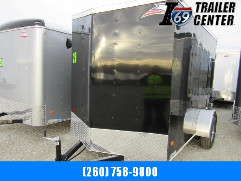 2020 American Hauler Industries AR610SA Arrow Enclosed Cargo Trailer