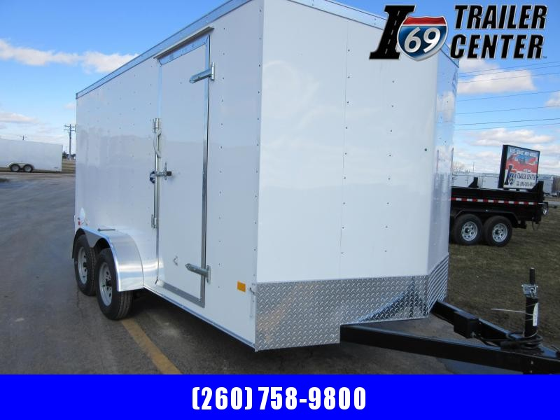 2020 American Hauler AR714TA2 ARROW Enclosed Cargo Trailer