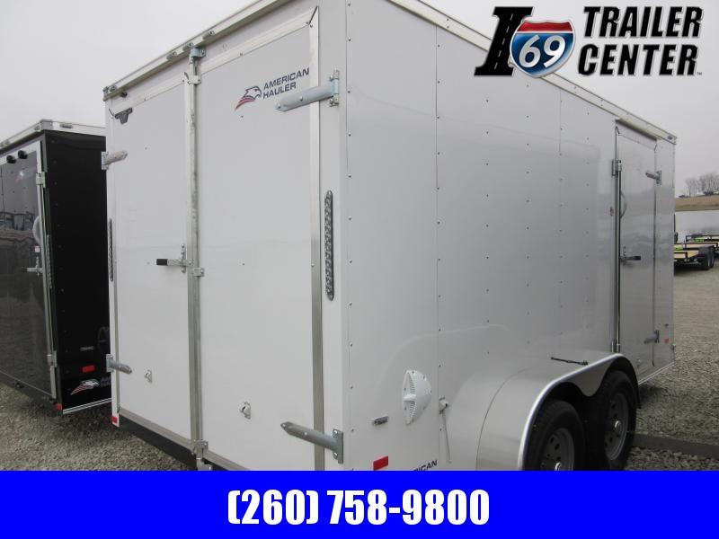 2020 American Hauler Industries 7 x 16 Arrow Enclosed Cargo Trailer