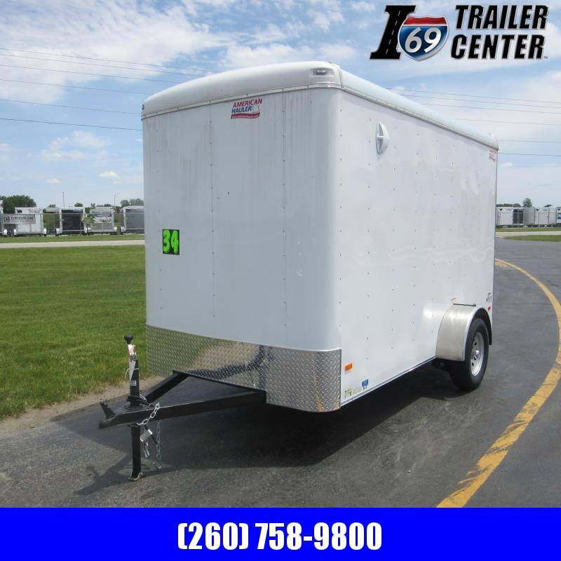 2019 American Hauler 6 x 12 American Hauler Round Top Air Lite Enclosed Cargo Trailer