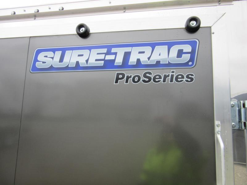 2020 Sure-Trac 7 x 12 Pro Series Wedge Cargo TA 7K