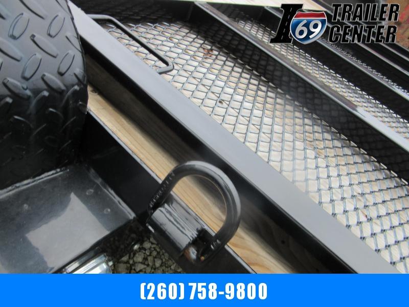 2019 Sure-Trac ST8216TAT-B-070 Utility Trailer