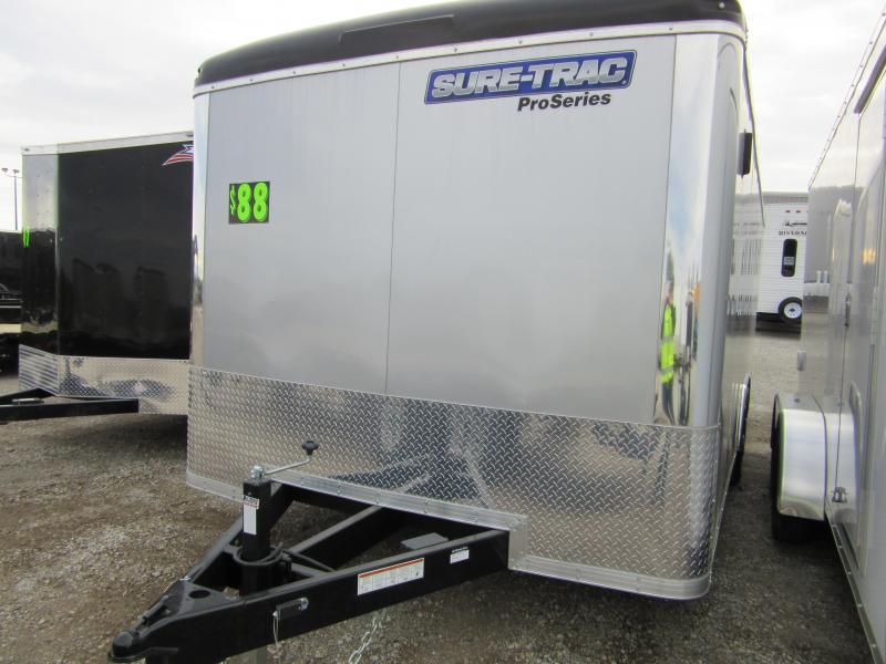 2019 Sure-Trac 8.5 x 18 Pro Series RT Car Hauler TA 10K