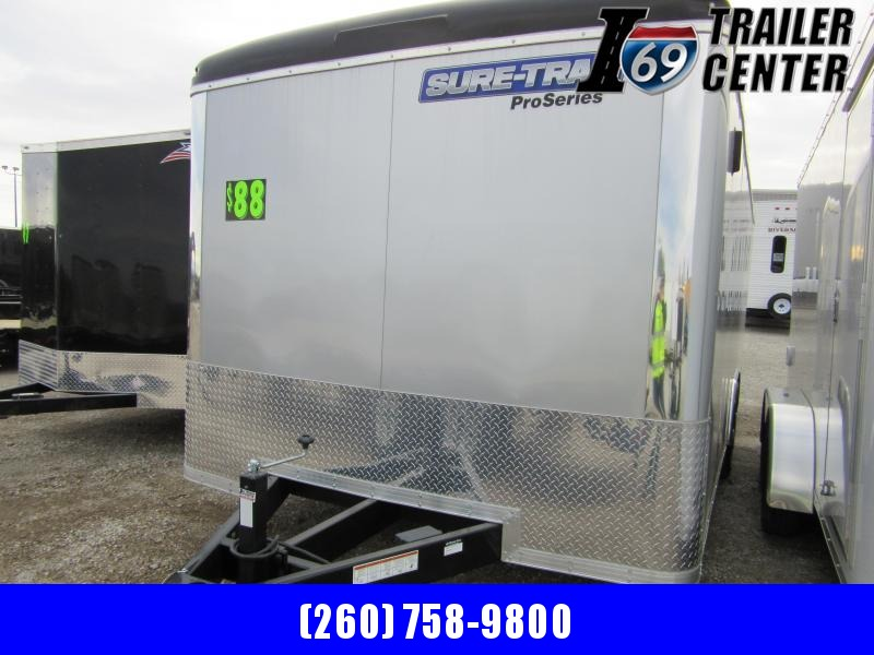 2019 Sure-Trac 8.5 x 18 Pro Series RT Car Hauler TA 10K