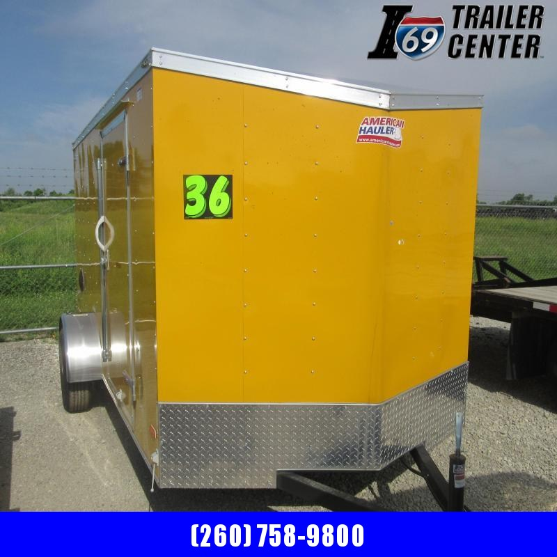 2019 American Hauler Industries AR612SA Enclosed Cargo Trailer