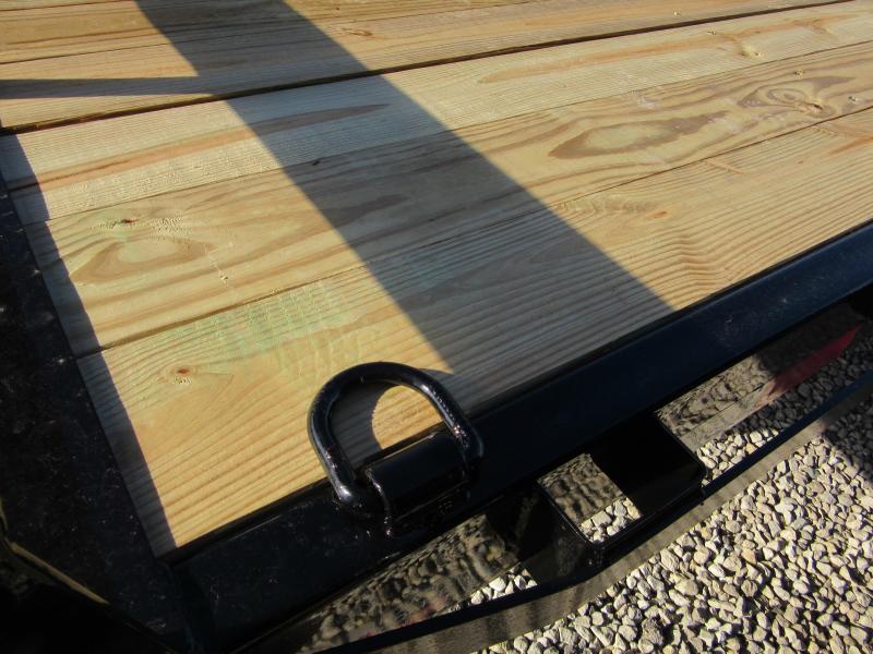 2019 Sure-Trac 8.5 X 18 Flat Deck Deckover  10k