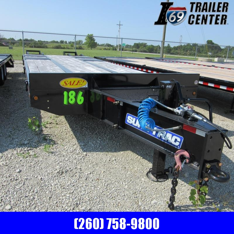 2018 Sure-Trac 8.5x23+5 20Ton Air Brake Deckover Tandem