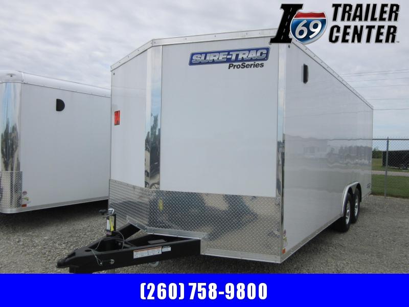 2020 Sure-Trac 8.5 x 16 Pro Series Wedge Cargo TA 10K