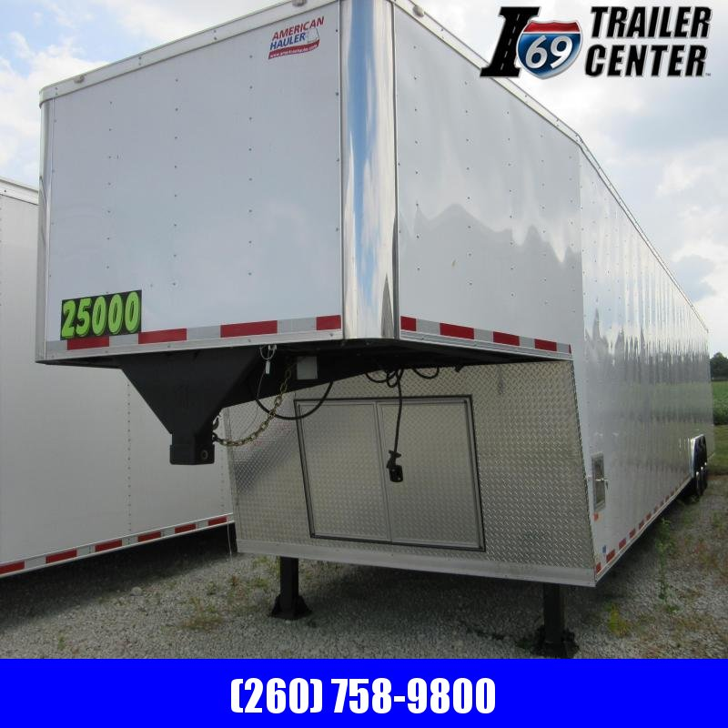 2018 American Hauler Industries 8.5x48 GN ENCLOSED Enclosed Cargo Trailer