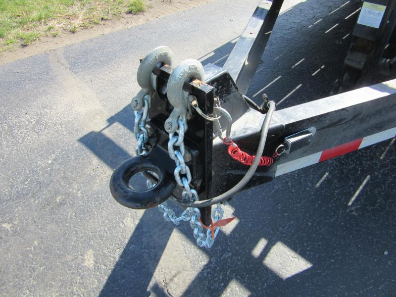 2018 Sure-Trac ST82184 Equipment Trailer