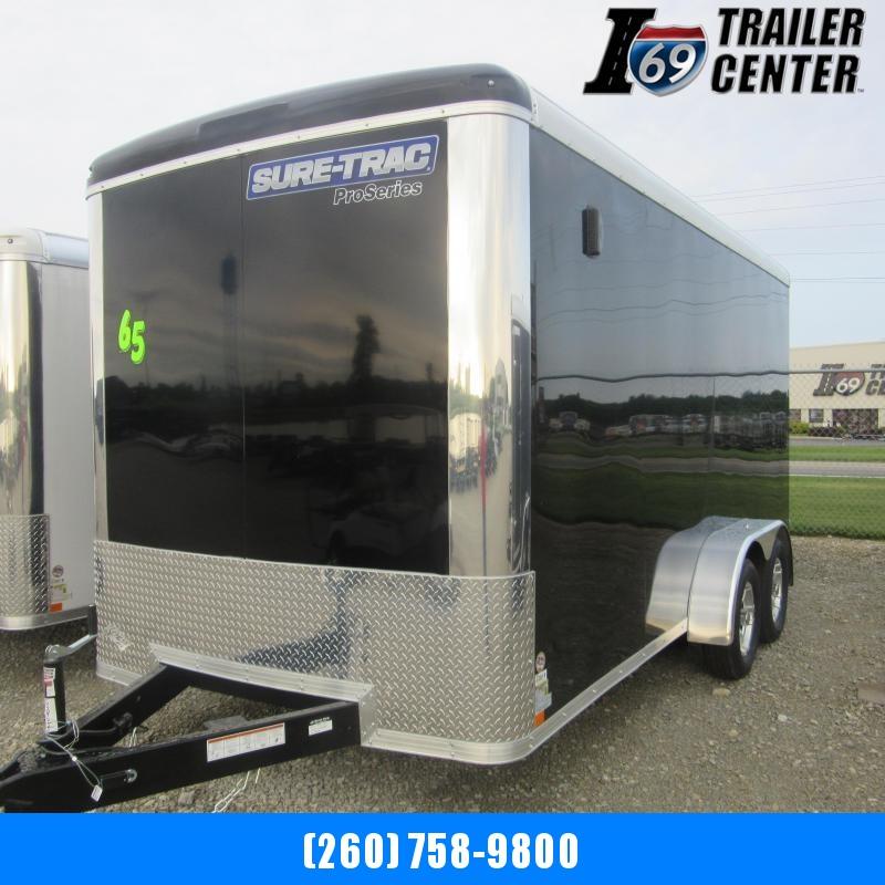 2019 Sure-Trac 7 x 16 Pro Series RT Cargo TA 7K