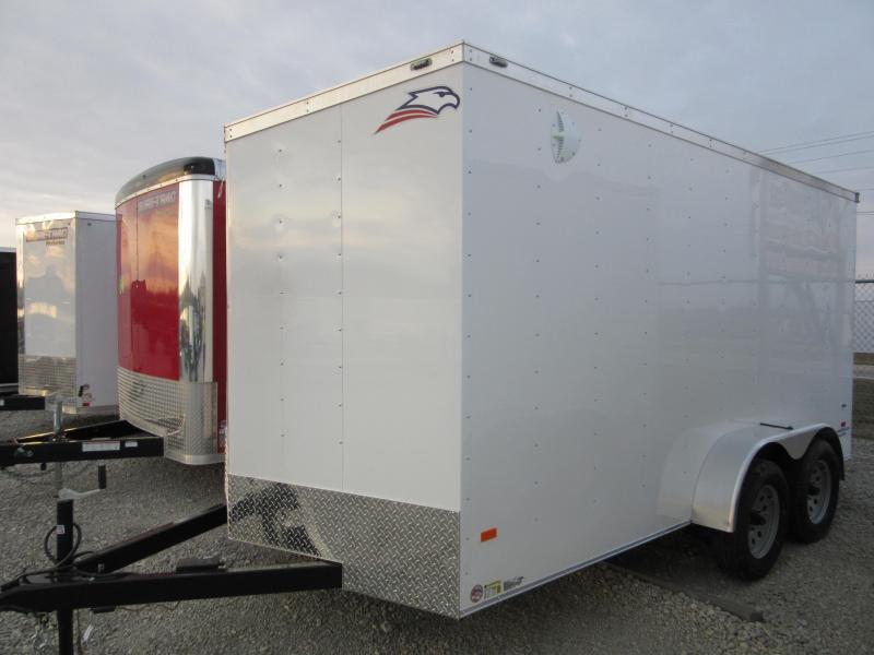 2020 American Hauler 7 x 14 American Hauler Arrow Enclosed Cargo Trailer