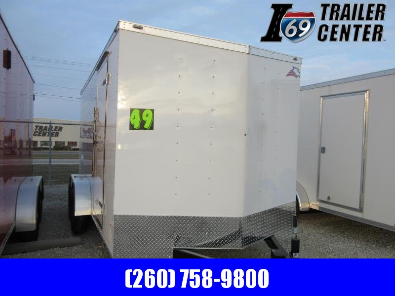 2020 American Hauler 7 x 14 American Hauler Arrow Enclosed Cargo Trailer