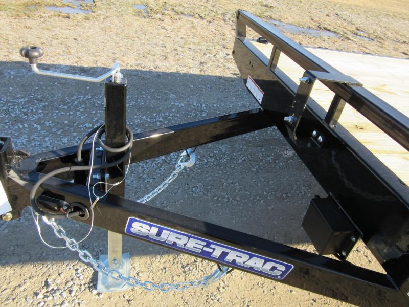 2020 Sure-Trac 8.5 X 20 Flat Deck Deckover  10K