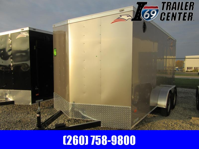 2020 American Hauler Industries Arrow 7 x 14 Enclosed Cargo Trailer