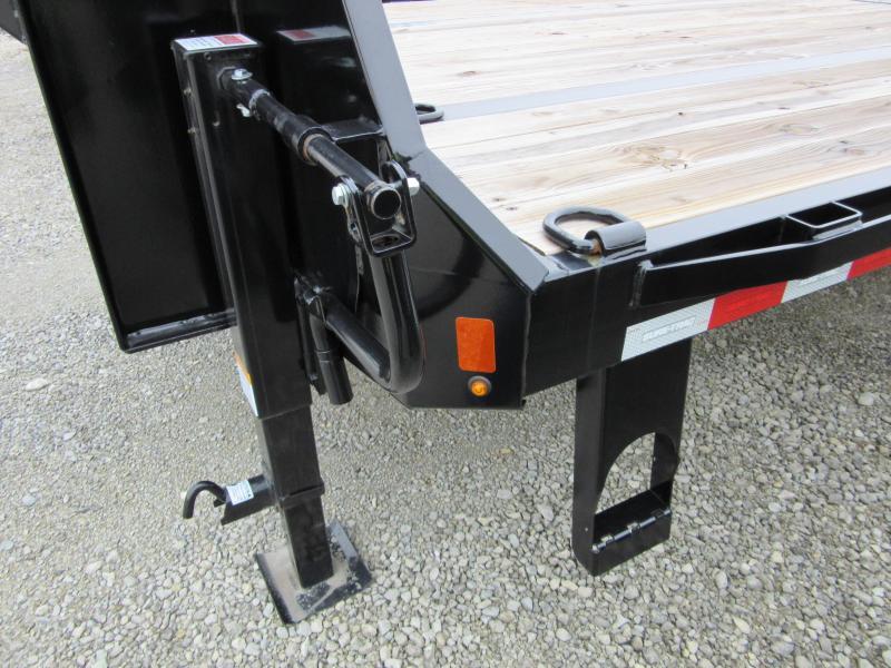 2020 Sure-Trac 8.5x25+5 LowPro Deckover Tandem GN 15K