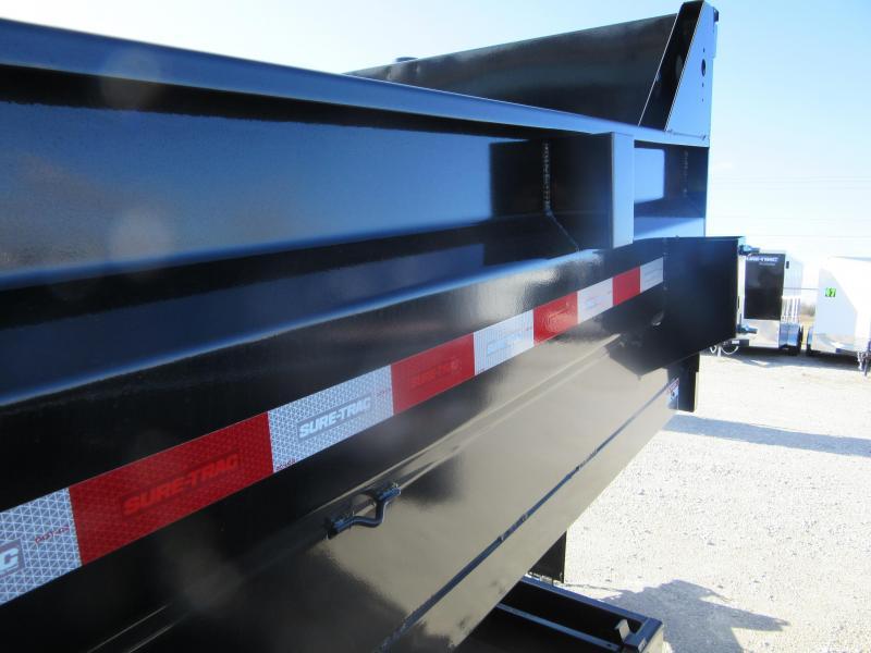 2020 Sure-Trac 82 IN X 14 LP 14K Telescopic Dump