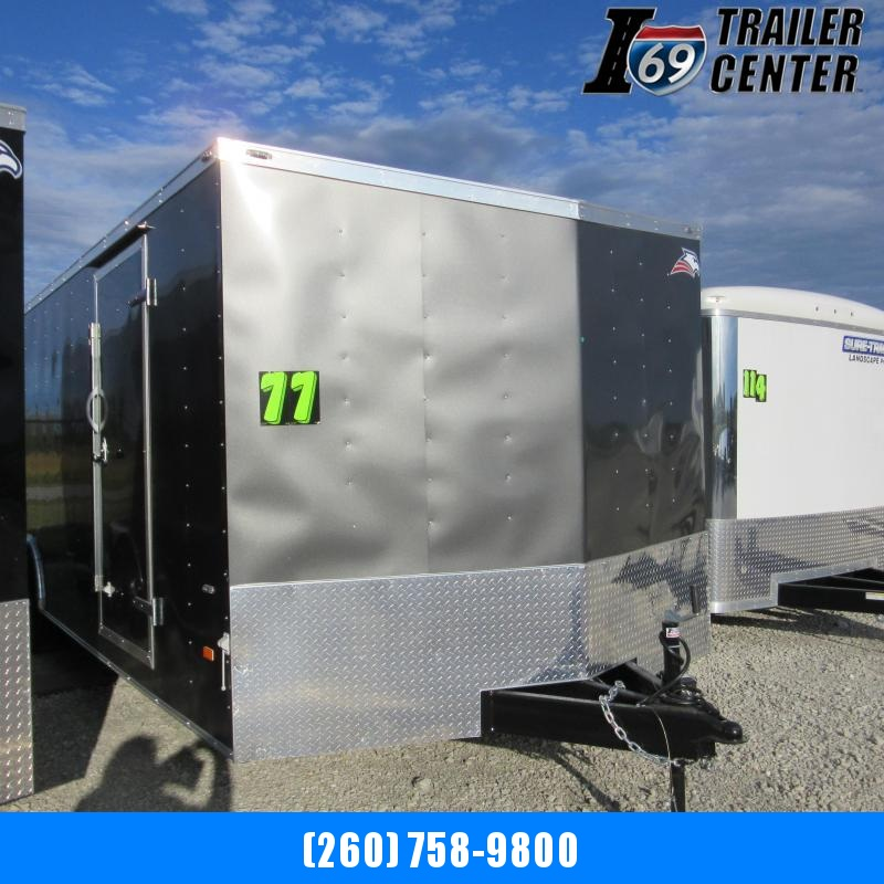 2020 American Hauler Industries 8.5 x 24 Enclosed Cargo Trailer
