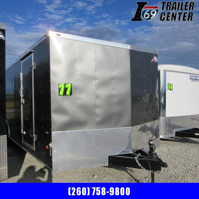 2020 American Hauler Industries 8.5 x 24 Enclosed Cargo Trailer