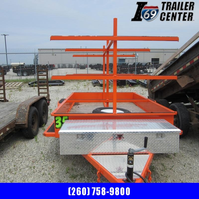 2014 Sure-Trac High Side Boat Trailer