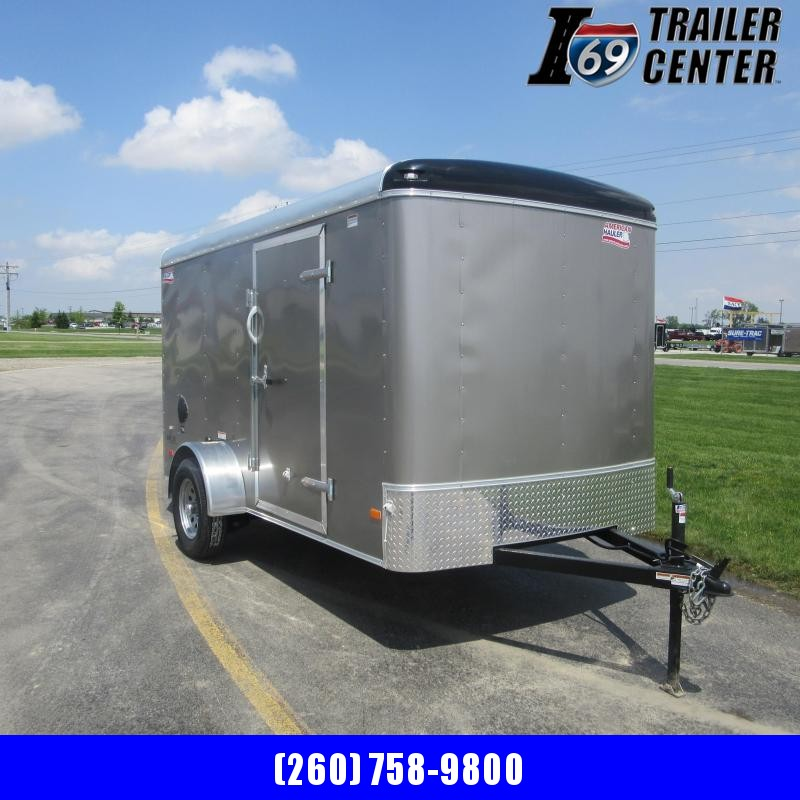 2018 American Hauler Industries 6x12 enclosed Enclosed Cargo Trailer