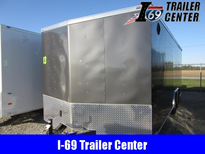 2019 American Hauler Industries American Hauler enclosed 8.5 x 20 Enclosed Cargo Trailer