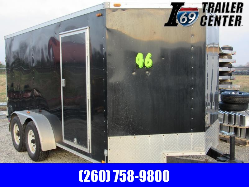 2020 Sure-Trac 7 x 14 TA Pro Series Wedge Front Cargo Enclosed Cargo Trailer