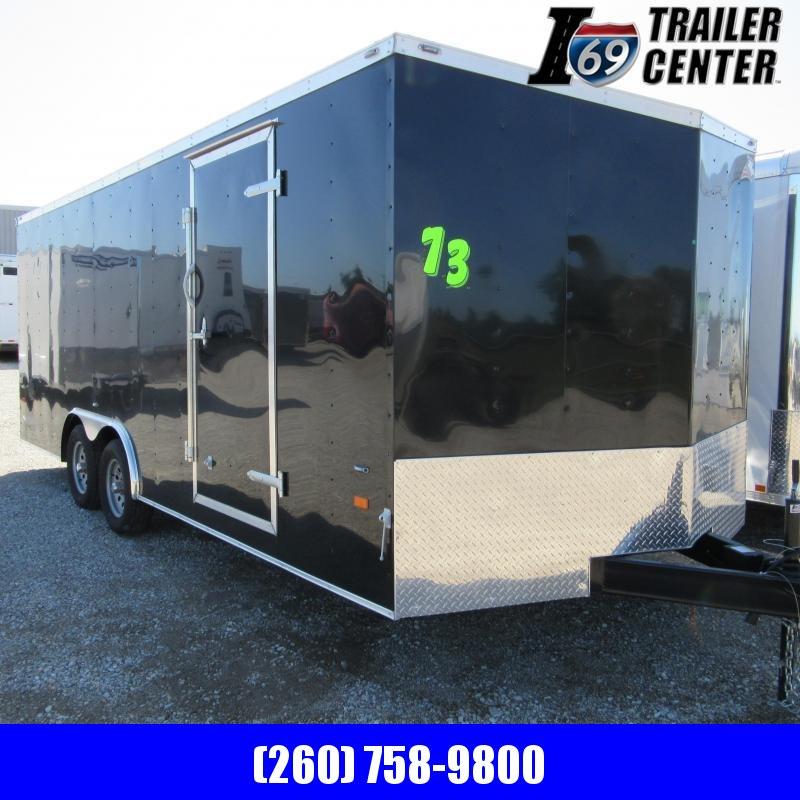 2019 American Hauler Industries 8.5 x 20 Enclosed Cargo Trailer