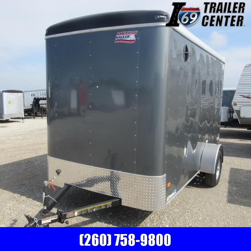 2019 American Hauler Industries 6 x 12 Air Lite Model Enclosed Cargo Trailer