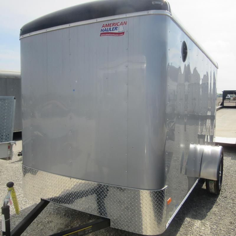 2019 American Hauler Industries 6 x 12 Air Lite Model Enclosed Cargo Trailer