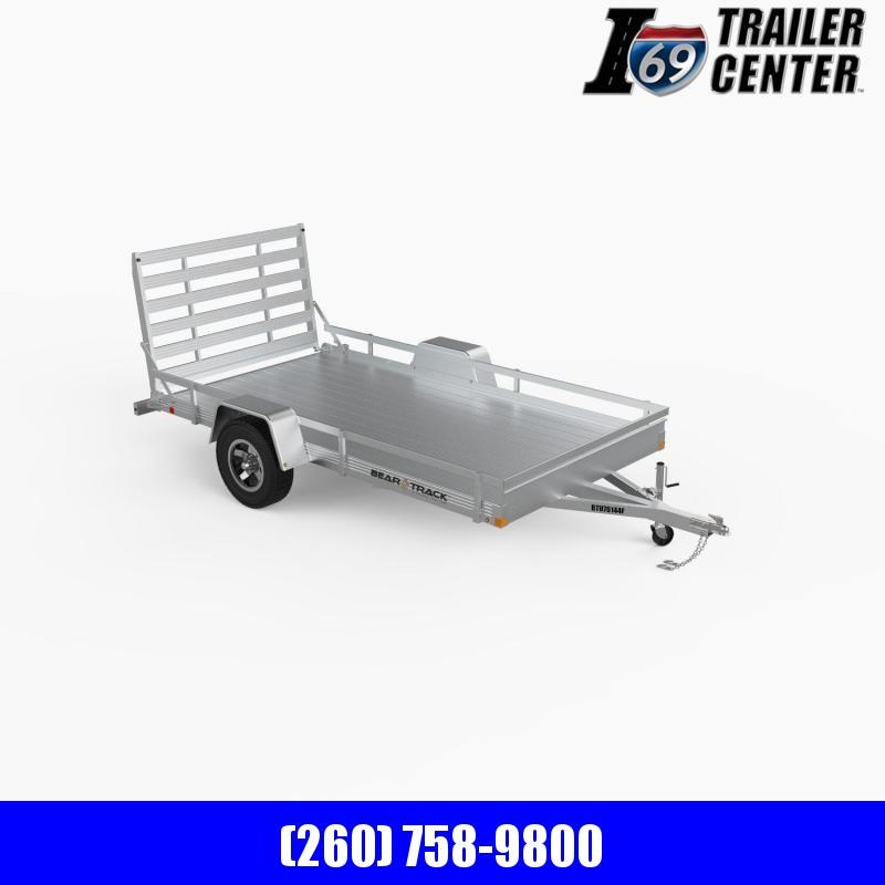 2020 Bear Track Products BTU76120S-2FABD3DA Utility Trailer