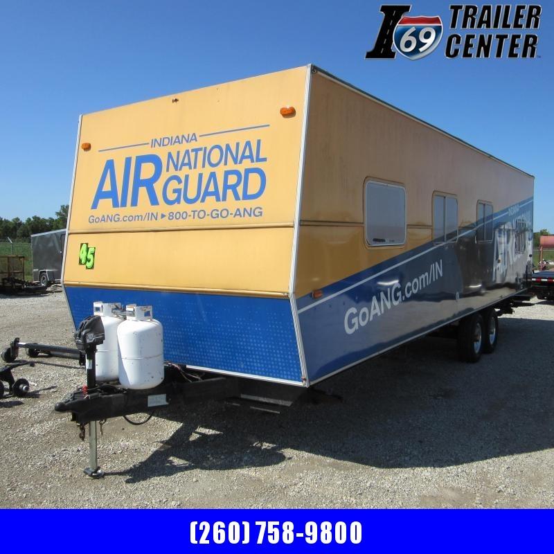 2006 Holiday Rambler camper Restroom / Shower Trailer