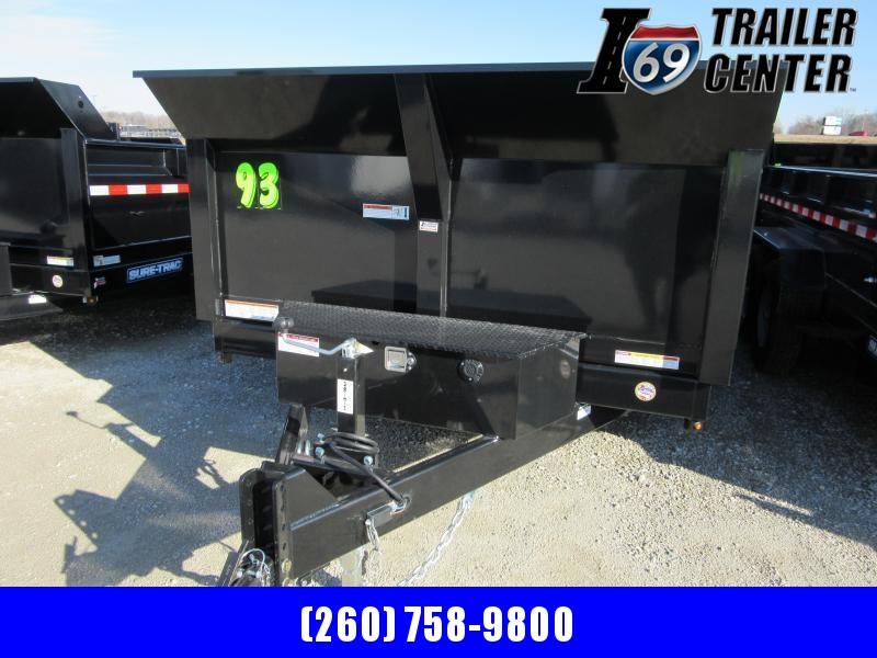 2020 Sure-Trac 82 IN X 16 LP 14K Dual Ram Dump