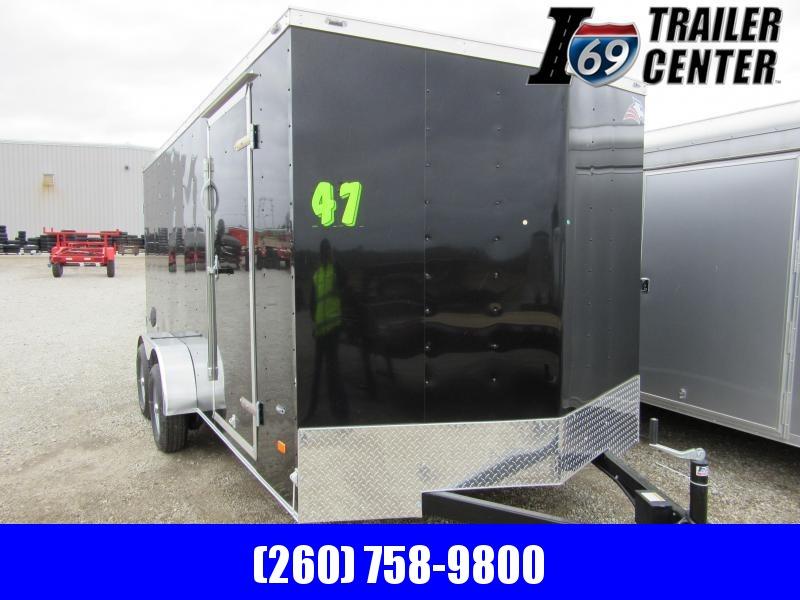 2020 American Hauler Industries AR716TA2 Arrow Enclosed Cargo Trailer
