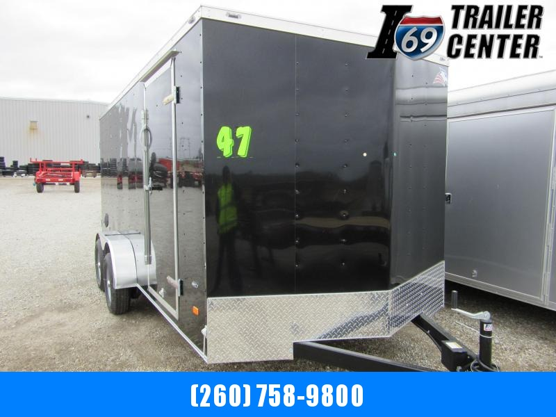 2020 American Hauler Industries AR716TA2 Arrow Enclosed Cargo Trailer
