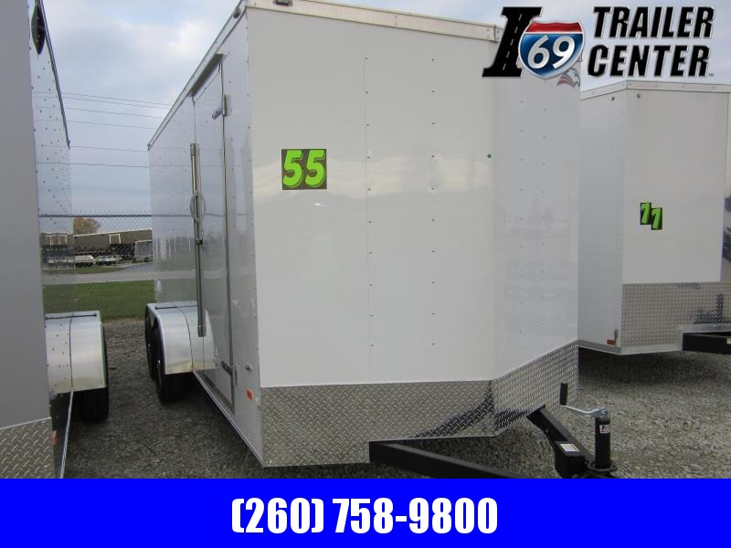 2020 American Hauler 7 x 16 Arrow American Hauler Enclosed Cargo Trailer