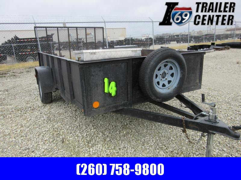 2004 U.S. Built high side utility Utility Trailer