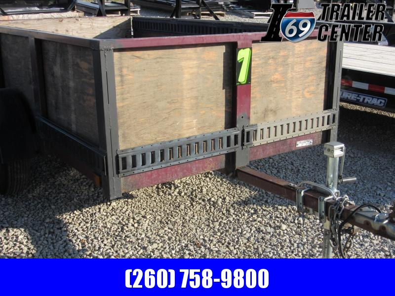 1993 Other 5 x 8 Utility Utility Trailer