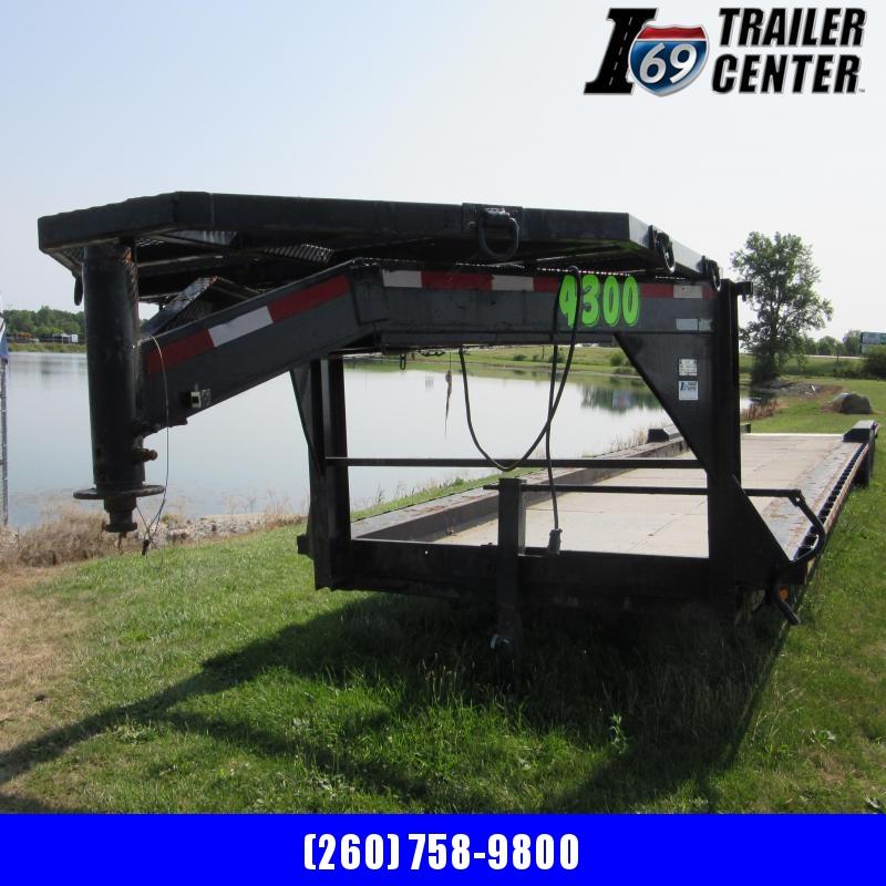 2006 Sure-Trac ST8153IT-B-150 Equipment Trailer