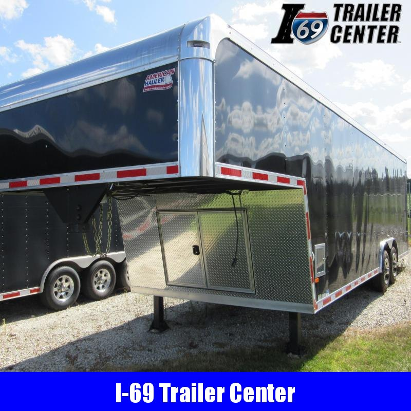 2019 American Hauler Industries 8.5 x 38 Car / Racing Trailer