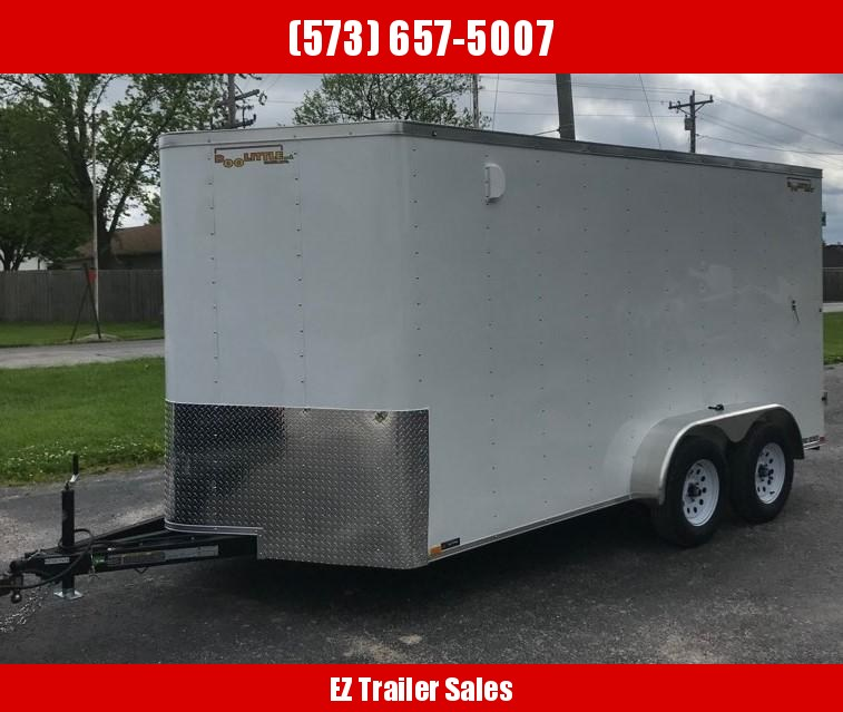 2020 DooLitttle Trailers 7x16 Enclosed Cargo Trailer